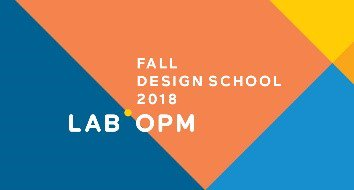 Lab at OPM Fall Design School logo